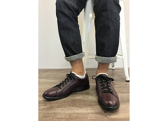 DRESSPORTS 2 LITE LACE UP 詳細画像 ブラウン 7