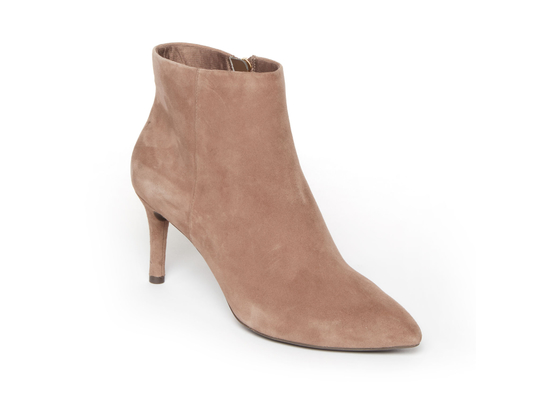 TOTAL MOTION 75mm POINTY TOE HEEL BOOTIE