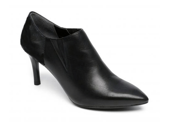 TOTAL MOTION 75mm POINTY TOE HEEL SHOOTIE