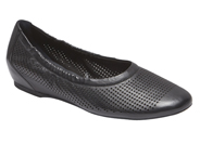 TOTAL MOTION HIDDEN WEDGE 20mm LUXE PERF SLIPON