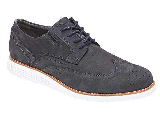 TOTAL MOTION SPORTS DRESS WING TIP