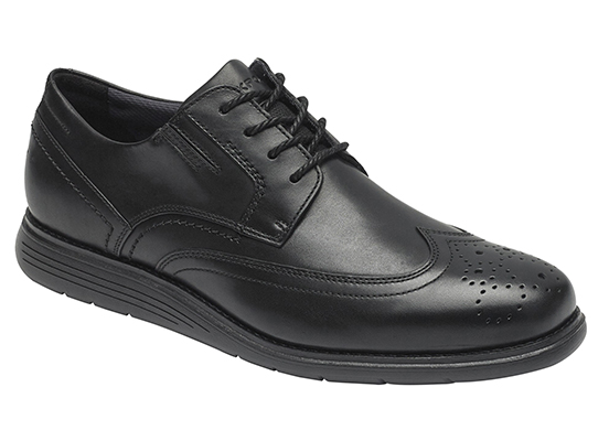 TOTAL MOTION SPORT DRESS WINGTIP 詳細画像 ブラック2 1