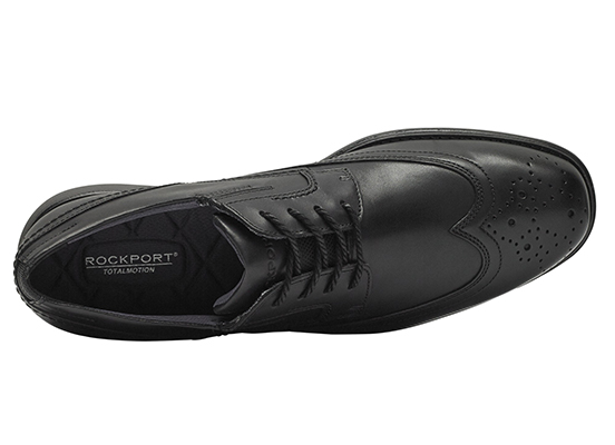 TOTAL MOTION SPORT DRESS WINGTIP 詳細画像 ブラック2 2