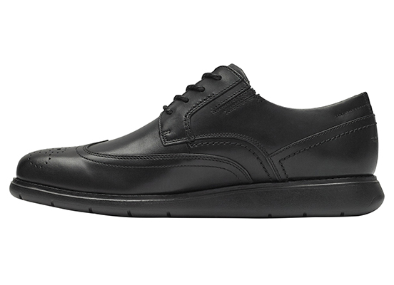 TOTAL MOTION SPORT DRESS WINGTIP 詳細画像 ブラック2 4