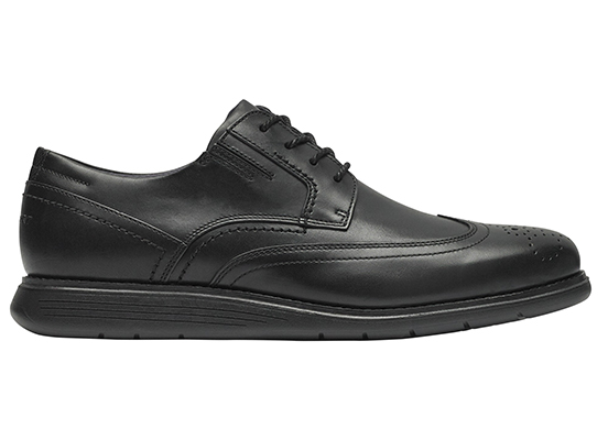 TOTAL MOTION SPORT DRESS WINGTIP 詳細画像 ブラック2 5