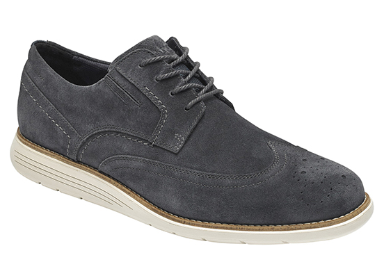 TOTAL MOTION SPORT DRESS WINGTIP 詳細画像 ウィンタースモーク 1