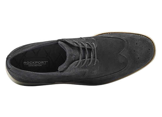 TOTAL MOTION SPORT DRESS WINGTIP 詳細画像 ウィンタースモーク 2