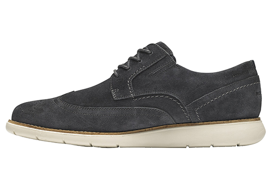 TOTAL MOTION SPORT DRESS WINGTIP 詳細画像 ウィンタースモーク 4