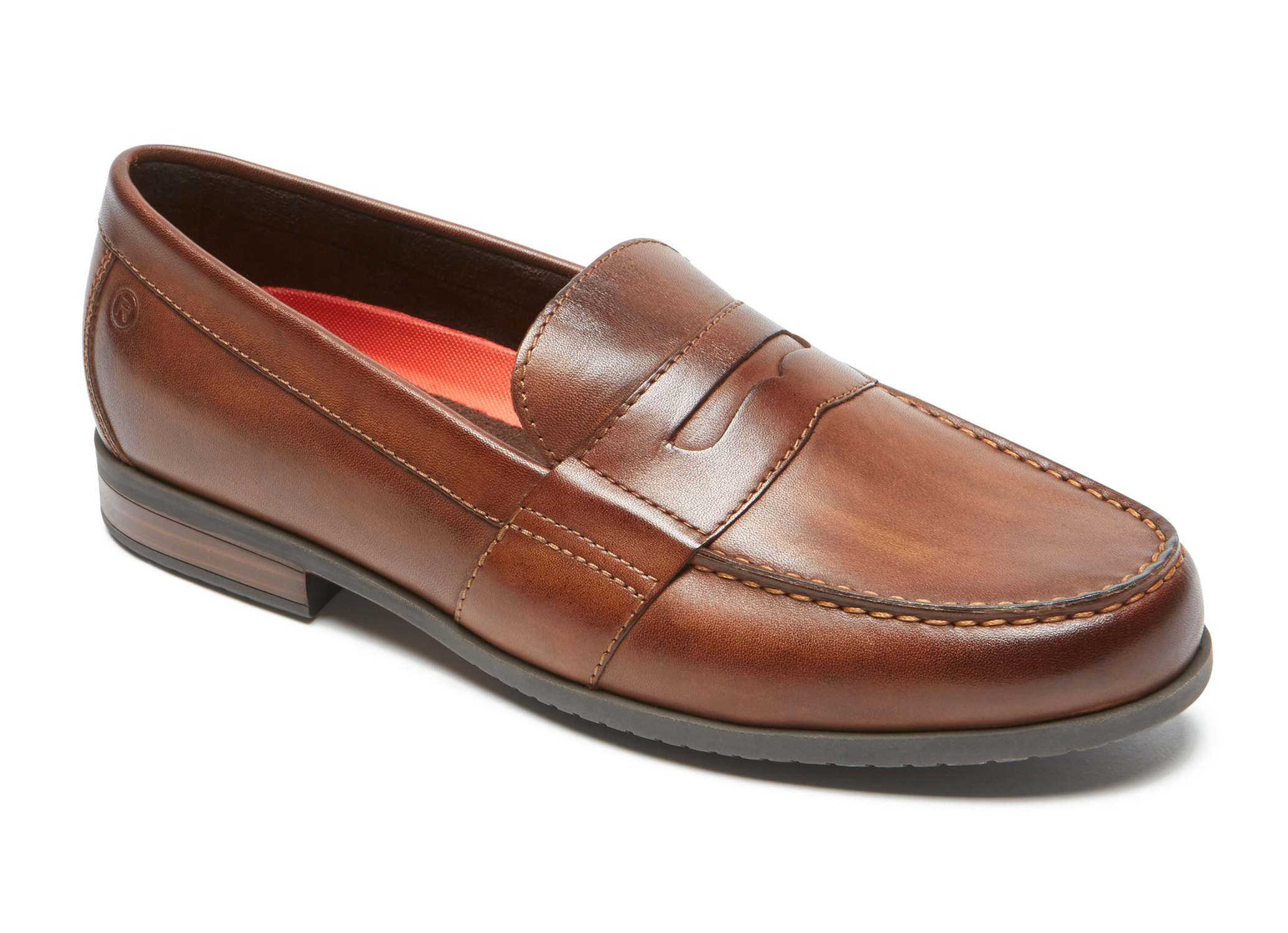 Classic Loafer Lite Penny Dark Brown シューズ メンズ スリッポン・ローファー ロックポート