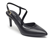TOTAL MOTION 75mm POINTY TOE HEEL ANK