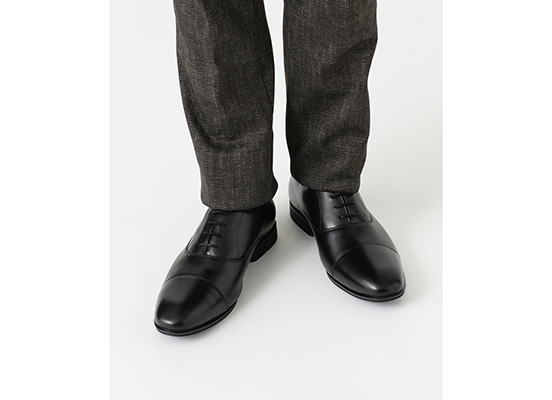 STYLE CONNECTED WP CAP TOE 詳細画像 ブラック 11