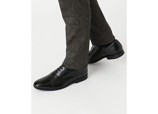 STYLE CONNECTED WP CAP TOE 詳細画像 ブラック 12