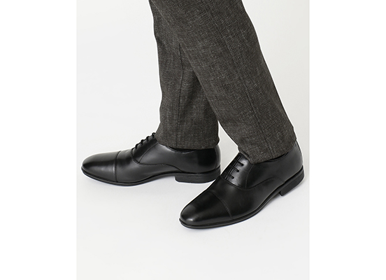 STYLE CONNECTED WP CAP TOE 詳細画像 ブラック 13