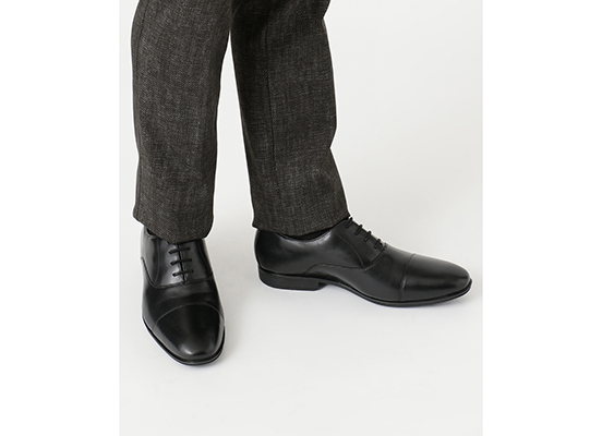 STYLE CONNECTED WP CAP TOE 詳細画像 ブラック 14