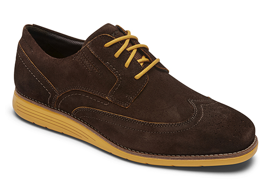 TOTAL MOTION SPORT DRESS WINGTIP 詳細画像 タンスエード 1