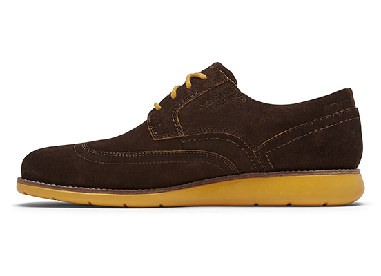 TOTAL MOTION SPORT DRESS WINGTIP 詳細画像 タンスエード 4