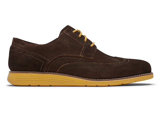 TOTAL MOTION SPORT DRESS WINGTIP 詳細画像 タンスエード 5