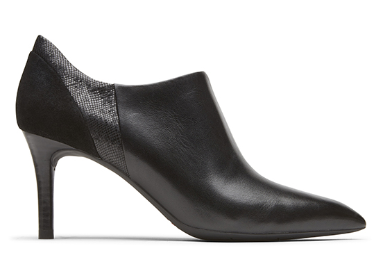 TOTAL MOTION 75mm POINTY TOE HEEL SHOOTIE 詳細画像 ブラック 5