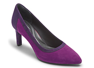 TOTAL MOTION VALERIE PIECED PUMP