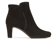 TOTAL MOTION LEAH PLAIN BOOTIE 詳細画像