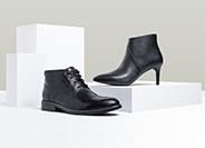 TOTAL MOTION ARIAHNNA PLAIN BOOT 詳細画像
