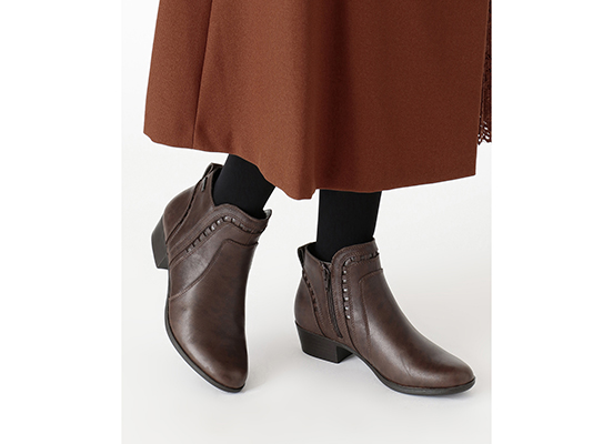 COBB HILL OLIANA CUTOUT BOOT WP 詳細画像 タン 11