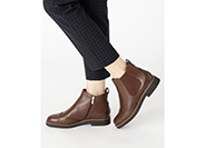 TOTAL MOTION ABELLE WING TIP BOOT 詳細画像