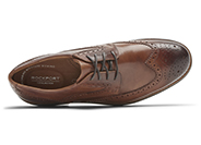 TOTAL MOTION CLASSIC DRESS WINGTIP 詳細画像