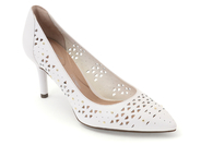 TOTAL MOTION 75mm POINTY TOE HEEL PERF STUD