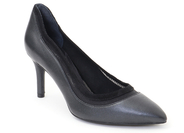 TOTAL MOTION 75mm POINTY TOE HEEL MESH PUMP