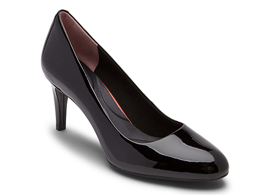 TOTAL MOTION ARABELLA PUMP 詳細画像 ブラックパテント 1