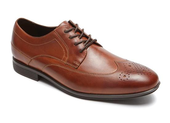 STYLE CONNECTED  WINGTIP