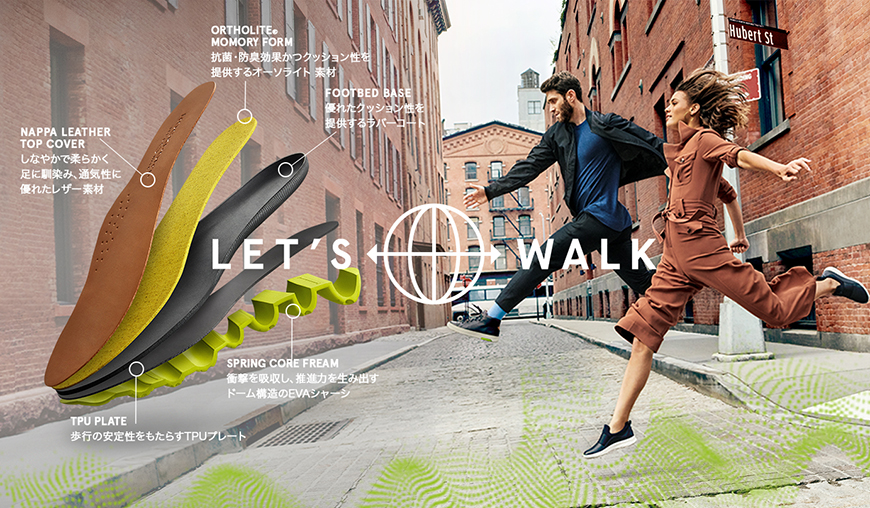 WOMEN'S MEN'S LET'S_WALK