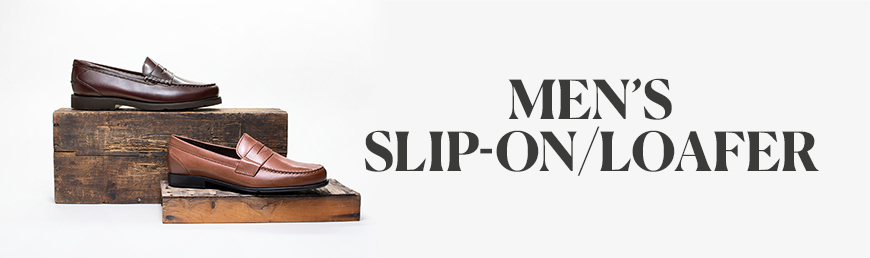 Mens SlipOnLoafers