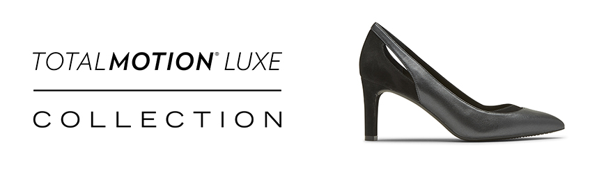 Womens TotalMotion LUXE