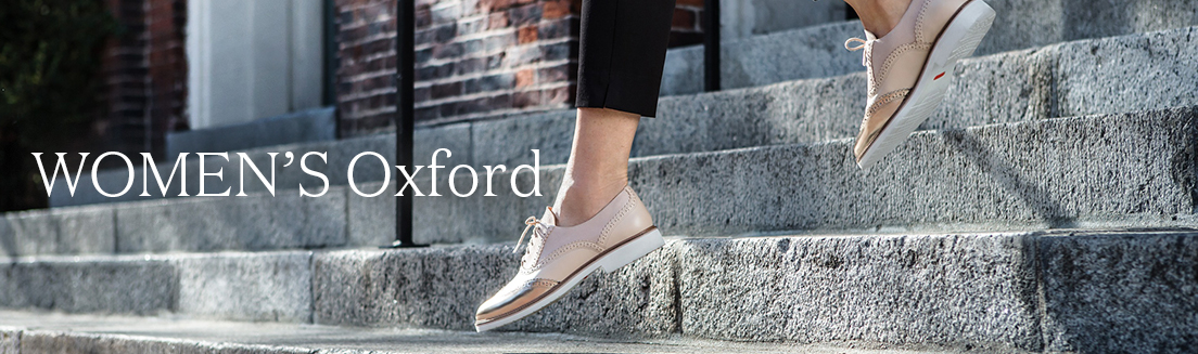 Womens Oxford