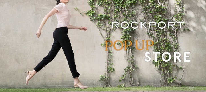 ROCKPORT POP UP STORE